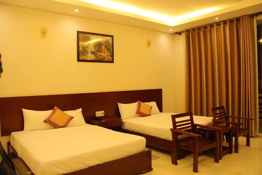 Chau Thanh Hotel бронирование