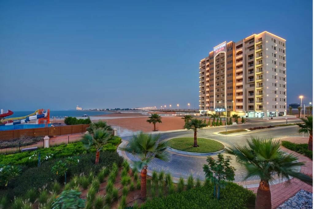 City Stay Beach Hotel Apartment бронирование