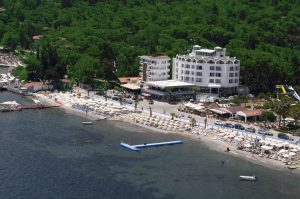 Class Beach Hotel бронирование