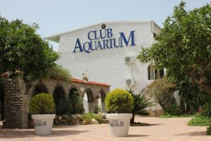 Club Aquarium бронирование
