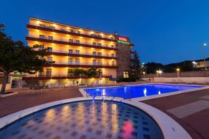 Continental Hotel Tossa de Mar бронирование