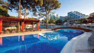 Cornelia De Luxe Resort бронирование