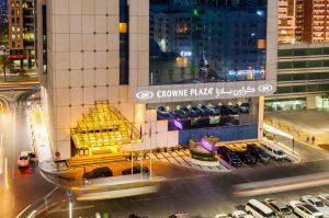 Crowne Plaza Abu Dhabi Hotel бронирование