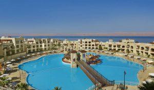 Crowne Plaza Jordan Dead Sea Resort & Spa бронирование
