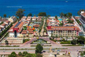 Crystal Aura Beach Resort & Spa бронирование