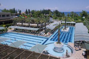 Crystal De Luxe Resort бронирование