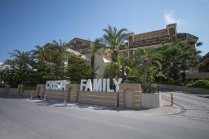 Crystal Family Resort & Spa бронирование