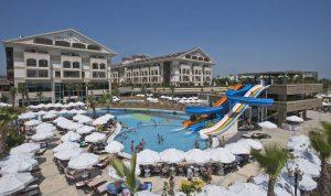 Crystal Palace Luxury Resort & Spa бронирование