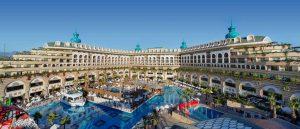 Crystal Sunset Luxury Resort & Spa бронирование