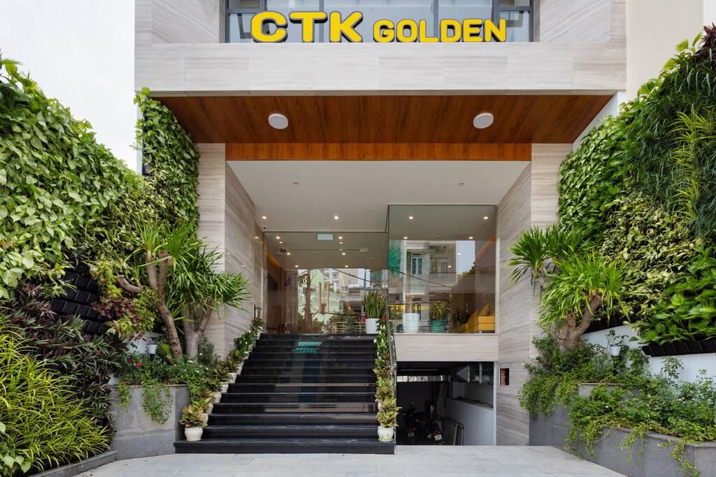 CTK Golden Hotel бронирование