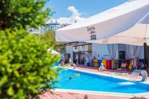 Дача del Sol отель бронирование