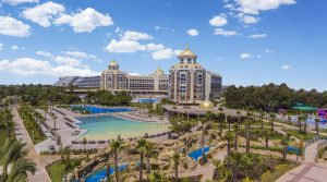 Delphin Be Grand Resort бронирование