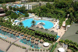 Delphin Botanik Hotel & Resort бронирование