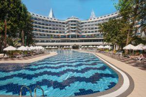 Delphin Botanik Platinum Hotel бронирование