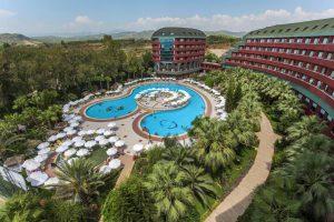 Delphin Deluxe Resort бронирование
