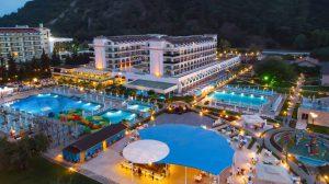 Dosinia Luxury Resort бронирование