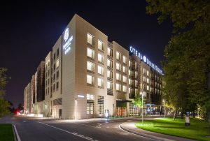 DoubleTree by Hilton Moscow Marina Hotel бронирование