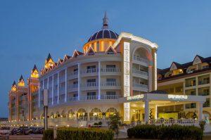 Dream World Resort & SPA бронирование