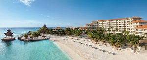 Dreams Puerto Aventuras Resort and Spa бронирование