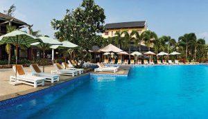 Eden Resort бронирование