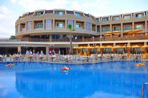 Elamir Resort Hotel бронирование