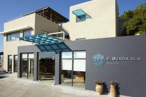Elounda Blu Hotel Adults Only бронирование