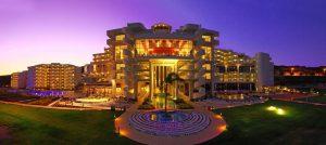 Elysium Resort & Spa бронирование