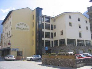 Encamp Hotel бронирование