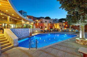 Esperides Resort & Spa бронирование