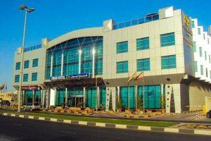 Ewan Hotel Sharjah бронирование