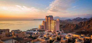 Fairmont Fujairah Beach Resort бронирование