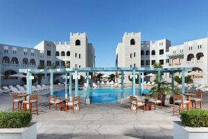 Fanadir Boutique Hotel El Gouna бронирование