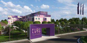 FioLeto Family Resort отель бронирование