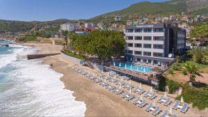 Floria Beach Hotel бронирование