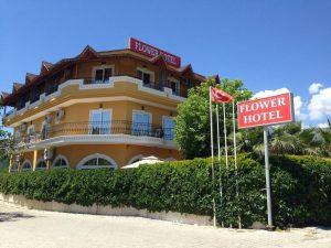 Flower Hotel бронирование