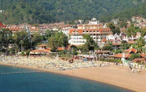 Fortuna Beach Hotel бронирование