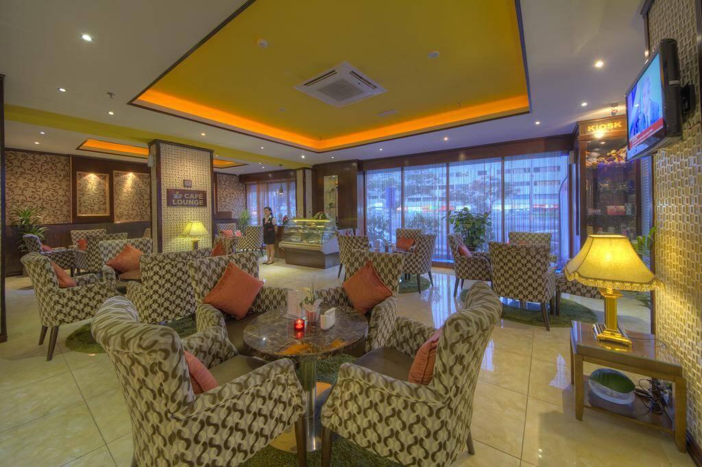 Fortune Pearl Hotel бронирование