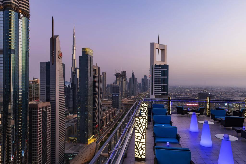 Four Points by Sheraton Sheikh Zayed Road бронирование