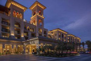 Four Seasons Resort Dubai Jumeirah Beach бронирование
