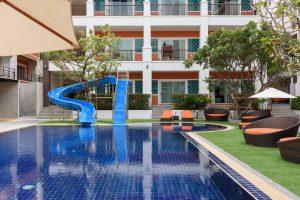 FX Hotel Pattaya бронирование