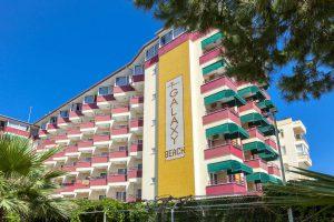 Galaxy Beach Hotel бронирование