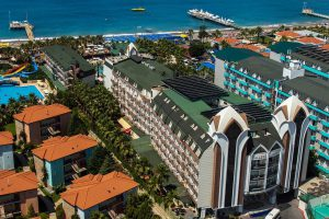 Galeri Resort Hotel бронирование