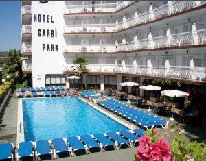 Garbi Park Hotel бронирование