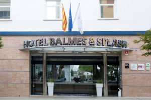 GHT Balmes Hotel & Splash бронирование