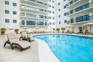 Golden Sands Hotel Apartments бронирование