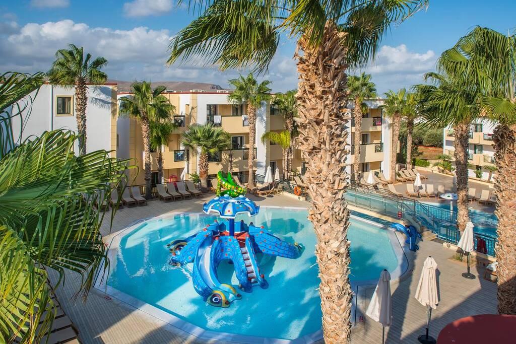 Gouves Water Park Holiday Resort бронирование
