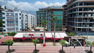 Grand Bayar Beach Hotel бронирование