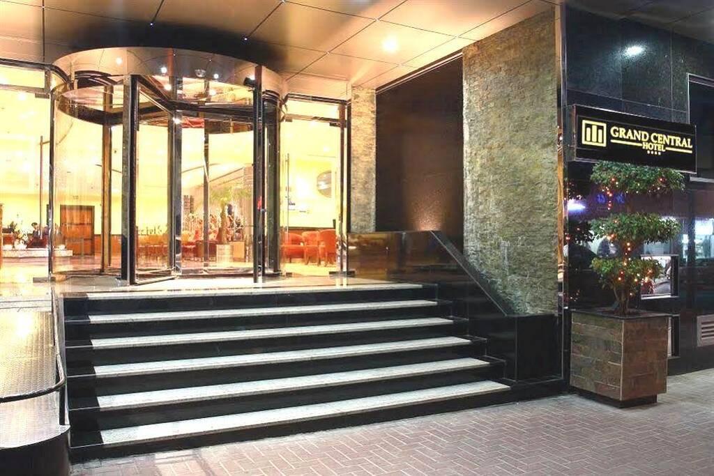 Grand Central Hotel бронирование
