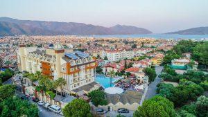 Grand Cettia Hotel бронирование