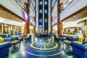 Grand Excelsior Hotel Bur Dubai бронирование